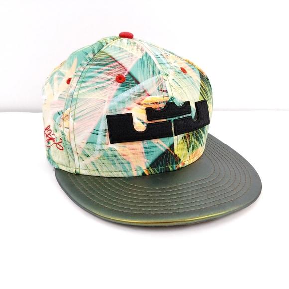 bbd7c11ddd01 Nike True Lebron James Kings Pride Snapback Hat.  M 5b52f76e194dadfe9d235d03. Other Accessories ...